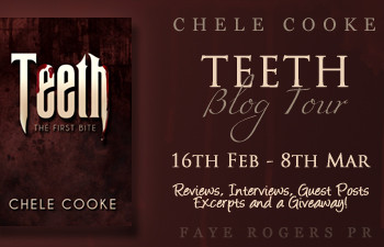 Blog Tour Wrap-Up; Teeth by Chele Cook