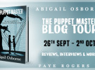 Blog Tour Schedule: The Puppet Master by Abigail Osborne